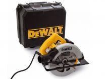 Kotoučová pila DeWalt DWE560K - 1.350W, 184mm, 3.7kg, mafl, kufr