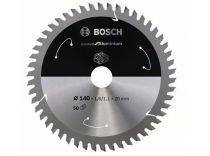 Pilový kotouč na hliník Bosch Standard for Aluminium - 140x20mm, 50z