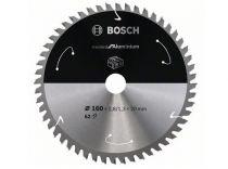 Pilový kotouč na hliník Bosch Standard for Aluminium - 160x20mm, 52z