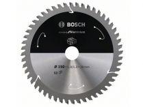 Pilový kotouč na hliník Bosch Standard for Aluminium - 150x20mm, 52z