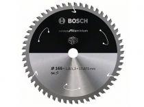 Pilový kotouč na hliník Bosch Standard for Aluminium - 165x15.875mm, 54z