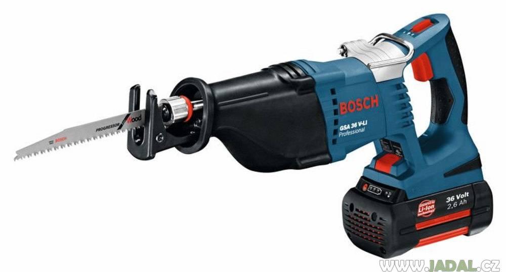Bosch GSA 36 V-LI Professional aku pila ocaska
