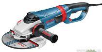 Úhlová bruska Bosch GWS 24-180 LVI Professional - 2400W; 180mm; 5.3kg