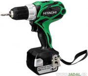 Hitachi DS14DSAL - 2x 14.4V/3,0 Ah, aku vrtačka bez příklepu