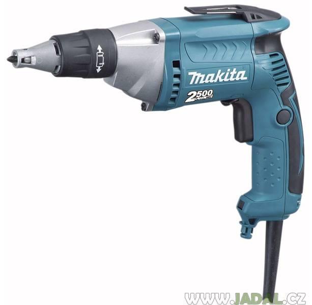 Makita FS2300 elektrický šroubovák na sádrokarton