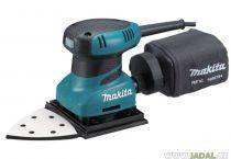 Vibrační bruska Makita BO4565K - 114x102mm, 200W, 1.1kg, kufr