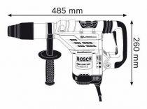 Bosch GBH 5-40 DCE Professional kombinované vrtací a sekací kladivo SDS-Max, 1150W, 8.8J, 6.8kg (0611264000) Bosch Professional
