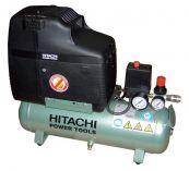 Bezolejový kompresor Hitachi EC98 - 8bar, 205l/min, 10l, 17kg