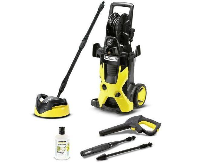 Kärcher K 5 Premium Home T 250 vysokotlaký čistič 1.181-317.0