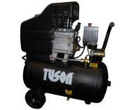 Olejový kompresor TUSON - 8bar, 1.5kW, 180l/min, 24l