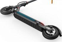 Elektrokoloběžka CORY Plus B (černá) - 350W, 3 rychlosti, 25km/h, dojezd 29km, BL motor, 13.8kg (CPB-3)