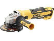Bezuhlíková úhlová bruska DeWALT DWE4357-QS - 1700W, 125mm, regulace, 2.41kg
