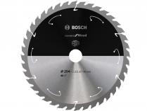 Pilový kotouč na dřevo Bosch Standard for Wood - 254x30mm, 40z