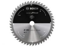 Pilový kotouč na dřevo Bosch Standard for Wood - 190x20mm, 48z