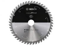 Pilový kotouč na dřevo Bosch Standard for Wood - 216x30mm, 48z