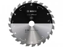 Pilový kotouč na dřevo Bosch Standard for Wood - 250x30mm, 24z