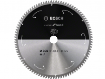 Pilový kotouč na dřevo Bosch Standard for Wood - 305x30mm, 96z