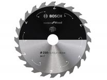 Pilový kotouč na dřevo Bosch Standard for Wood - 210x30mm, 24z