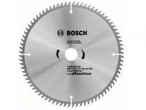 Pilový kotouč na hliník Bosch Eco for Aluminum - 250x30mm, 80z