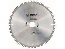 Pilový kotouč na hliník Bosch Eco for Aluminum - 254x30mm, 96z