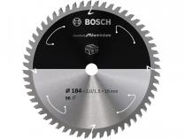 Pilový kotouč na hliník Bosch Standard for Aluminium - 184x20mm, 56z, 0/15°