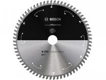 Pilový kotouč na hliník Bosch Standard for Aluminium - 250x30mm, 68z