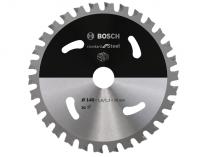 Pilový kotouč na ocel Bosch Standard for Steel - 140x20mm, 30z