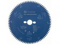 Pilový kotouč na vysokotlaký laminát Bosch Expert for High Pressure Laminate - 250x30mm, 80z, 10/15°