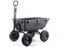 Zahradní vozík G21 GA 120 - 120l, nosnost 600kg