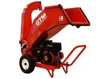 Zahradní drtič větví GTM GTS 1300M s benzinovým motorem