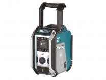 Aku stavební rádio Makita DMR115 - 12-18V, Bluetooth, 4.8kg, bez aku