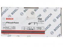 50x Brusný papír Bosch Best for Wood and Paint C470 150mm, hr.60