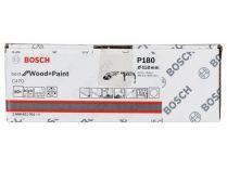 50x Brusný papír Bosch Best for Wood and Paint C470 150mm, hr.180
