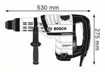 Kombinované pneumatické kladivo SDS-Max Bosch GBH 8-45 D Professional - 1500W, 12.5J, 8.2kg (0611265100) Bosch PROFI