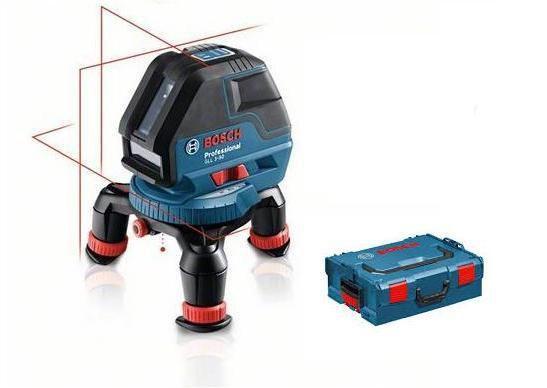 Bosch GLL 3-50 Professional Multičárový laser + příslušenství