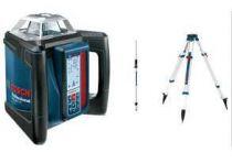 Rotační laser Bosch GRL 500 H Set + LR 50 + BT 170 HD + GR 240 + kufr