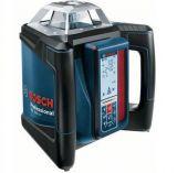 Zobrazit detail - Rotační laser Bosch GRL 500 H + LR 50 Professional