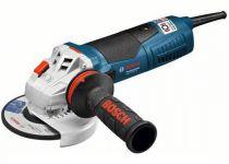 Zobrazit detail - Úhlová bruska Bosch GWS 15-125 CIX Profenassiol - 125mm, 1500W