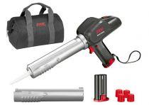 Aku vytlačovací pistole na tmely Skil Masters 2055 MA pro náplně 310ml, 4.8V/1.2Ah