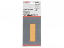 10x Brusný papír Bosch Best for Wood and Paint C470 93x230mm, hr.40