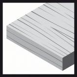 10x Brusný papír - brusivo pro vibrační brusky Bosch Expert for Wood and Paint C430 115x280mm, hr. 120 (2608605325) Bosch příslušenství