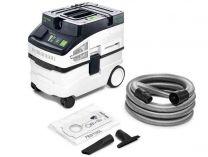 Průmyslový vysavač Festool CLEANTEC CT 15 E - 1200W, 15l, 10.8kg