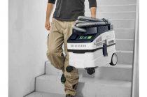 Průmyslový vysavač Festool CLEANTEC CT 15 E-Set - 1200W, 15l, 10.8kg, příslušenství (575988)