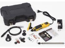 Přímá bruska s příslušenstvím PowerPlus POWX1341 - 200W, 10-40.000ot./min, kufr