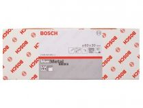 30x Brusný návlek Bosch Best for Metal X573 30x60mm, zr.60