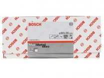 30x Brusný návlek Bosch Best for Metal X573 30x60mm, zr.36