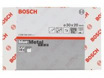 50x Brusný návlek Bosch Best for Metal X573 30x20mm, zr.120