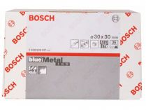 50x Brusný návlek Bosch Best for Metal X573 30x30mm, zr.36