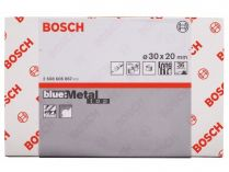 50x Brusný návlek Bosch Best for Metal X573 30x20mm, zr.36