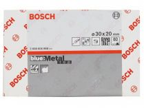 50x Brusný návlek Bosch Best for Metal X573 30x20mm, zr.60